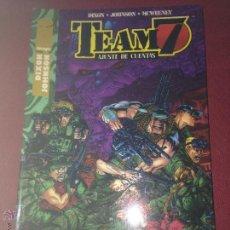 Comics - PLANETA DE AGOSTINI - TEAM7 - AJUSTE DE CUENTAS - 46225838
