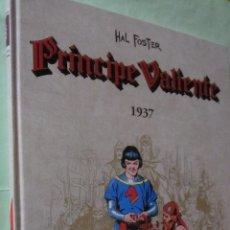 Cómics: PLANETA AGOSTINI: EL PRINCIPE VALIENTE. 1937.DE HAL FOSTER. TOMO TAPA DURA Nº 1.. Lote 103310815