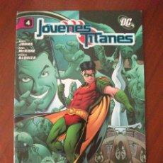 Cómics: JOVENES TITANES Nº 4 PLANETA DEAGOSTINI. Lote 46377672