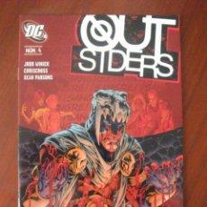 Cómics: OUTSIDERS Nº 4 PLANETA DEAGOSTINI. Lote 46377976