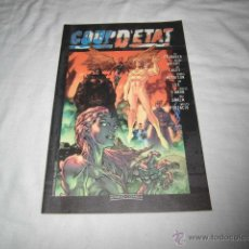 Cómics: COUPD`ETAT PLANETA(WORLD COMICS). Lote 46404610