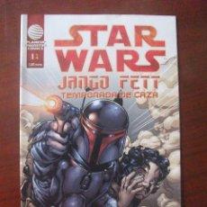 Cómics: STAR WARS JANGO FETT Nº 1 PLANETA. Lote 151960836