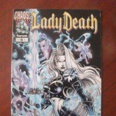 Cómics: LADY DEATH Nº 5 PLANETA. Lote 46450694