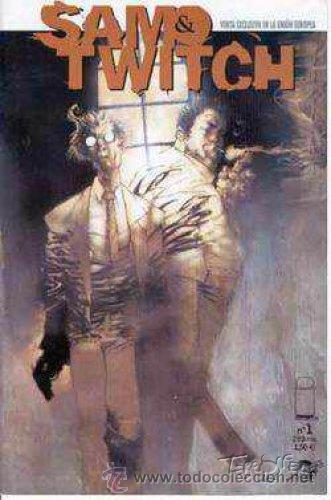 SAM & TWITCH (VOL. 1) LOTE DE 8 Nº 1-2-3-4-5-6-7-8 (Tebeos y Comics - Planeta)