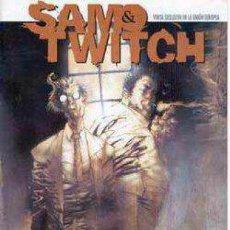 Cómics: SAM & TWITCH (VOL. 1) LOTE DE 8 Nº 1-2-3-4-5-6-7-8. Lote 46452689