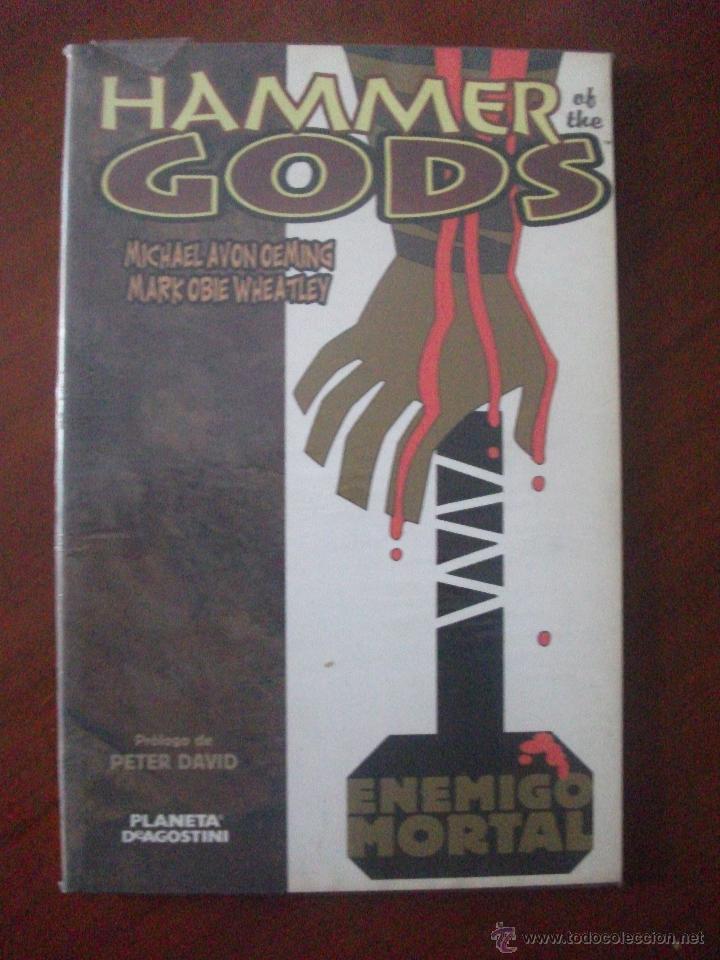 HAMMER OF THE GODS PLANETA (Tebeos y Comics - Planeta)