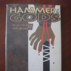 Cómics: HAMMER OF THE GODS PLANETA. Lote 46524260