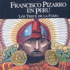 Cómics: RELATOS DEL NUEVO MUNDO. FRANCISCO PIZARRO EN PERÚ. DIBUJOS: ATTILIO MICHELUZZI. Lote 46542641