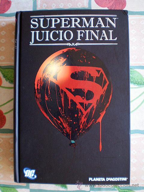 SUPERMAN. JUICIO FINAL (TOMO INTEGRAL, ÓMNIBUS) PLANETA DEAGOSTINI (NUEVO) (Tebeos y Comics - Planeta)