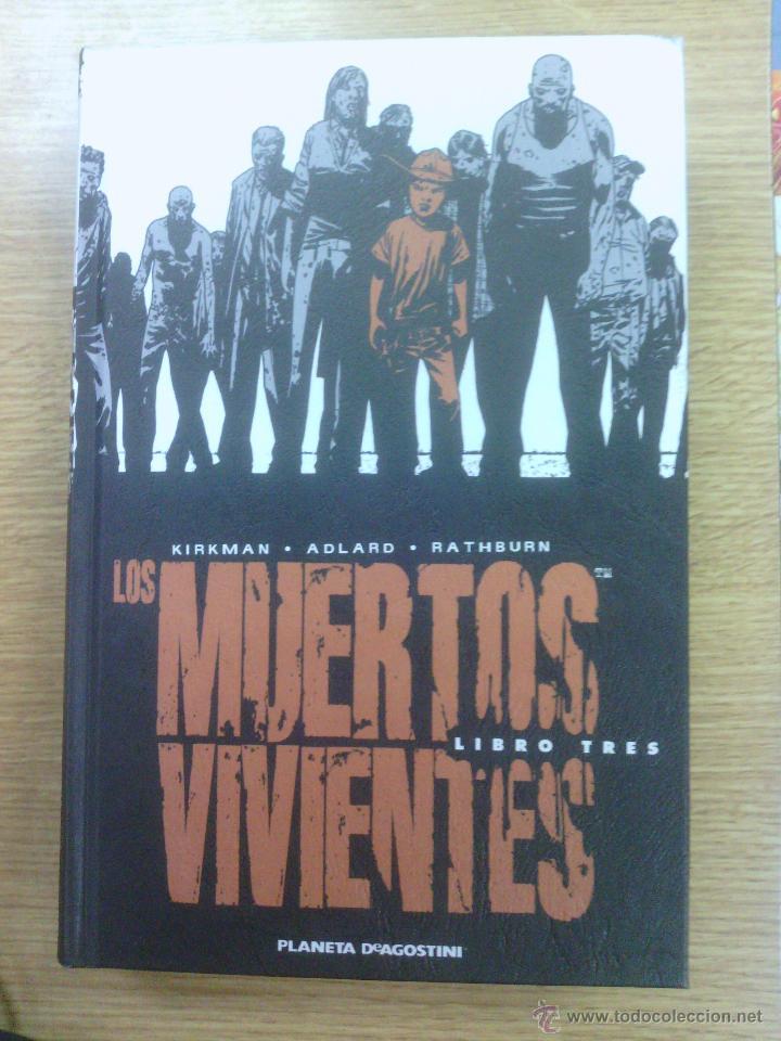 MUERTOS VIVIENTES INTEGRAL #3 (Tebeos y Comics - Planeta)