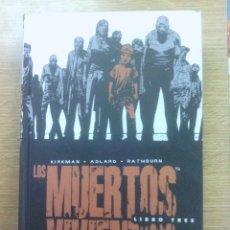 Cómics: MUERTOS VIVIENTES INTEGRAL #3. Lote 46676544