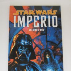 Cómics: STAR WARS IMPERIO. VOLUMEN UNO 1. PLANETA. Lote 204477805