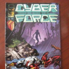 Comics - CYBER FORCE VOL 2 Nº 5 PLANETA C2 - 47036639