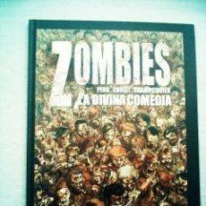 Cómics: ZOMBIES Nº 1 LA DIVINA COMEDIA / PLANETA 2012. Lote 47246000
