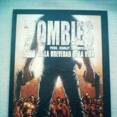 Cómics: ZOMBIES Nº 2 DE LA BREVEDAD DE LA VIDA / PLANETA 2013. Lote 53596911
