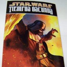Cómics: STAR WARS: TIEMPOS OSCUROS 6. PLANETA DE AGOSTINI. Lote 47371945