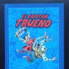 Cómics: LA AVENTURAS DE EL CAPITÁN TRUENO VOLUMEN 1 PLANETA DEAGOSTINI 2008 TAPA DURA. Lote 47391597