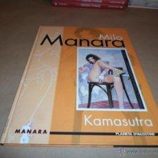Cómics: MILO MANARA,KAMASUTRA, AGOSTINI. Lote 47574069