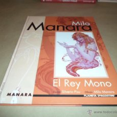 Cómics: MILO MANARA, EL REY MONO, AGOSTINI. Lote 47574230