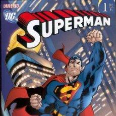 UNIVERSO DC SUPERMAN 1 (DE 6) DE JEPH LOEB DC COMICS PLANETA DEAGOSTINI