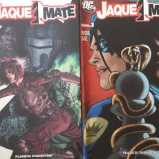 Cómics: JAQUE MATE 1 Y 2 DE 4. Lote 47789765