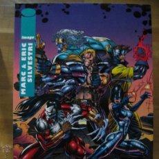 Cómics: CYBER FORCE -WORLD COMICS - IMAGE. Lote 48420490
