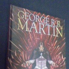 Cómics: JUEGO DE TRONOS 3. GEORGE R.R MARTIN. PLANETA.. Lote 48450945
