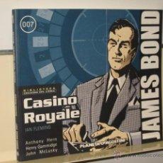 Cómics: JAMES BOND 007 Nº 1 CASINO ROYALE - PLANETA. Lote 221665567