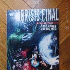 Cómics: CRISIS FINAL APOCALIPSIS GREG RUCKA PLANETA . Lote 48637290