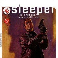 Cómics: SLEEPER LOTE DE 4 Nº (8-9-11-12). Lote 48765074
