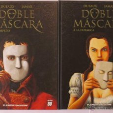 Cómics: DOBLE MASCARA 1 Y 2. Lote 49163968
