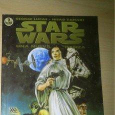 Cómics: STAR WARS: UNA NUEVA ESPERANZA Nº 2 - ADAPTACIÓN MANGA PLANETA -. Lote 39692965