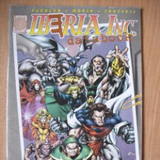 Cómics: IBERIA INC DATABOOK. Lote 49198271