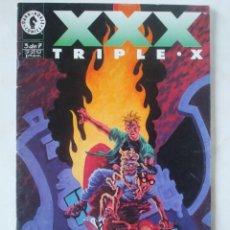 Cómics: TRIPLE X Nº 3 (DE 7) XXX - DARK HORSE WORLD COMICS. Lote 49357249