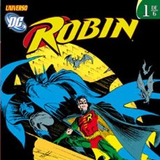 Cómics: UNIVERSO DC: ROBIN (TOMO 1) PLANETA. Lote 138651390