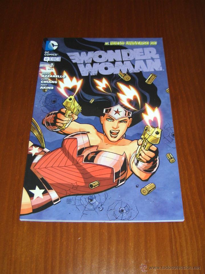 WONDER WOMAN - Nº 2 - ECC - BRIAN AZZARELLO - CLIFF CHIANG (Tebeos y Comics - Planeta)