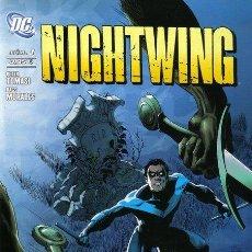 Cómics: NIGHTWING LOTE DE 3 Nº 1-5-6. Lote 53602765