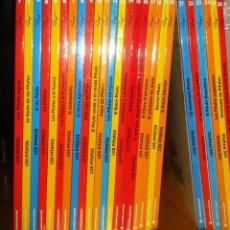Cómics: LOS PITUFOS DE PEYO. . PLANETA DE AGOSTINI Y NORMA EDITORIAL. 33 LIBROS. MUY BUEN ESTADO. Lote 49904437