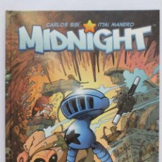 Cómics: CARLOS SISI MIDNIGHT. Lote 49954420