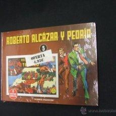 Cómics: ROBERTO ALCAZAR Y PEDRIN - Nº 5 - PLANETA - PRECINTADO - . Lote 50047408