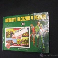 Cómics: ROBERTO ALCAZAR Y PEDRIN - Nº 8 - PLANETA - PRECINTADO - . Lote 50047419