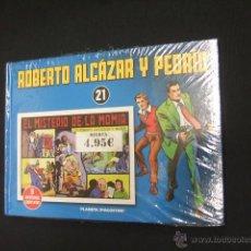 Cómics: ROBERTO ALCAZAR Y PEDRIN - Nº 21 - PLANETA - PRECINTADO - . Lote 50047495