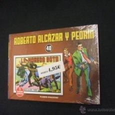 Cómics: ROBERTO ALCAZAR Y PEDRIN - Nº 40 - PLANETA - PRECINTADO - . Lote 50047524