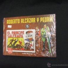 Cómics: ROBERTO ALCAZAR Y PEDRIN - Nº 15 - PLANETA - PRECINTADO - . Lote 50048983