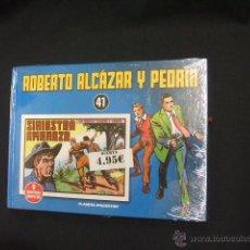 Cómics: ROBERTO ALCAZAR Y PEDRIN - Nº 41 - PLANETA - PRECINTADO - . Lote 50049025