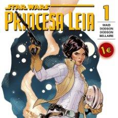 Cómics: STAR WARS PRINCESA LEIA Nº 01 (CÓMICS MARVEL STAR WARS) CÓMIC GUERRA DE LAS GALAXIAS 2015. Lote 50050940