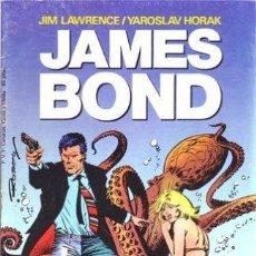 Cómics: JAMES BOND LOTE DE 5 Nº 3-4-5-6-7. Lote 50192535