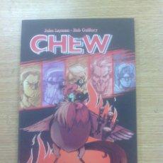 Cómics: CHEW #9 PALITOS DE POLLO. Lote 50549616