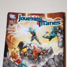 Cómics: JOVENES TITANES 5 VOLUMEN 3 PLANETA. Lote 50721513