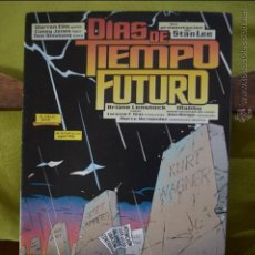 Cómics: DIAS DE TIEMPO FUTURO - EXCALIBUR II-8 - RARO - WARREN ELLIS - CASEY JONES - TOM SIMMONS - 1995. Lote 50755965
